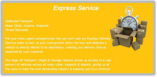 Uk Freight and European Freight Solutions